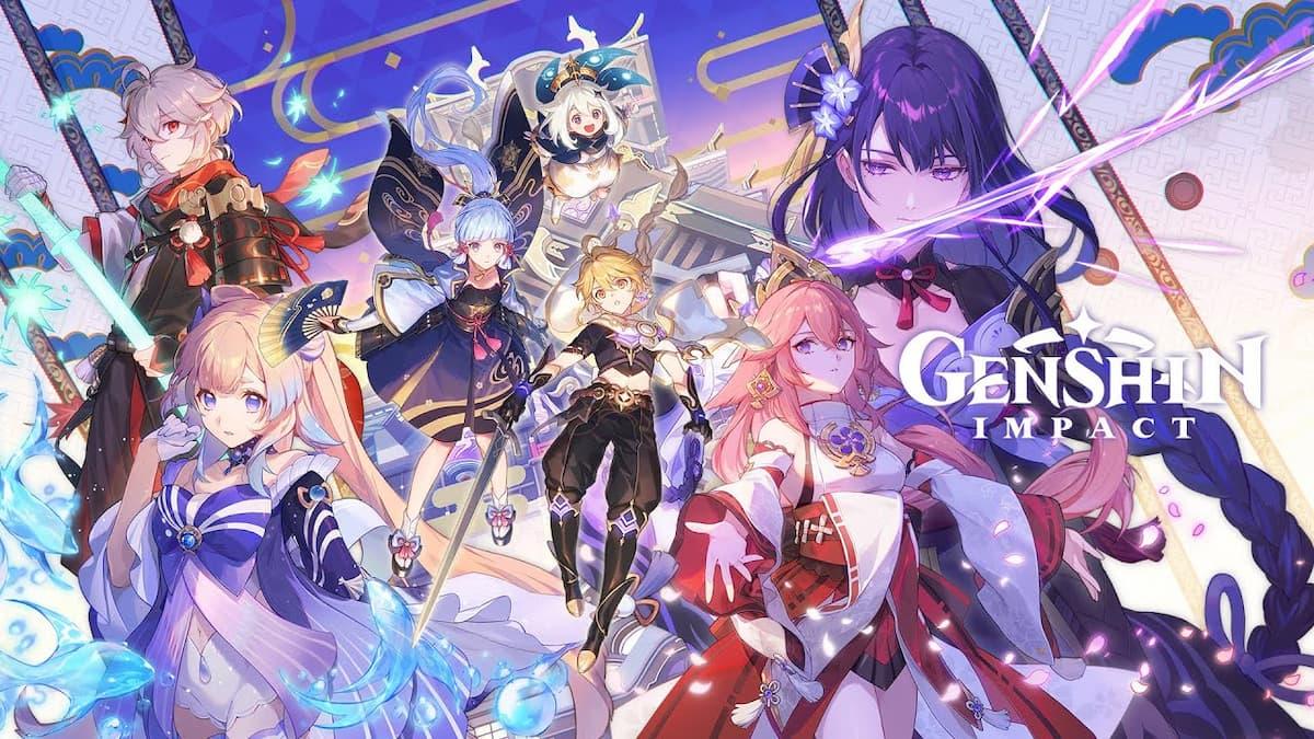Genshin Impact 2.1 maintenance schedule date time free primogems