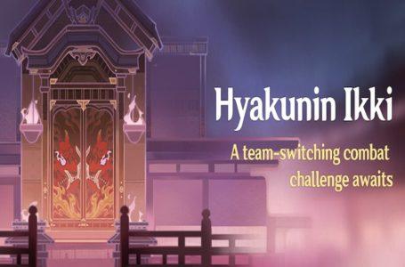Genshin Impact 2.1 Hyakunin Ikki event: start date, how to play, rewards, and more