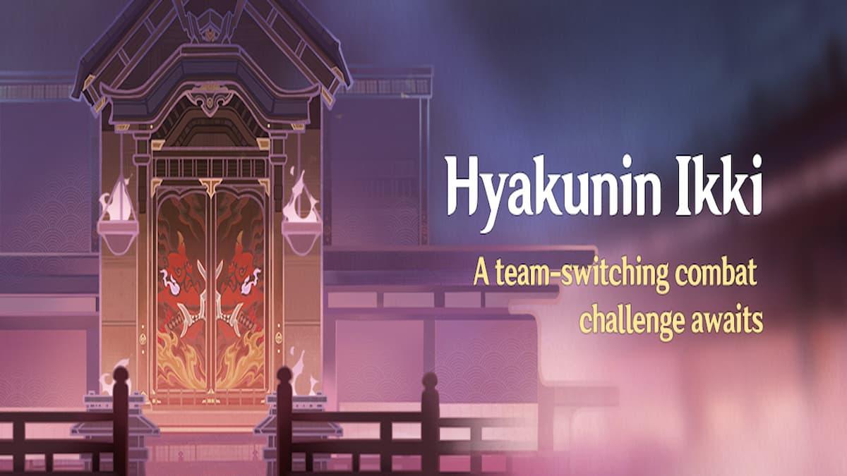 Genshin Impact 2.1 Hyakunin Ikki event Start date, how to play, rewards, and moreGenshin Impact 2.1 Hyakunin Ikki event Start date, how to play, rewards, and more
