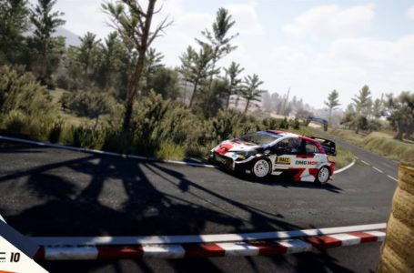 WRC 10 Controls guide for PlayStation, Xbox, and Nintendo Switch