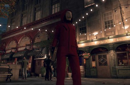 How to unlock the Money Heist outfit and mask in Watch Dogs: Legion Online