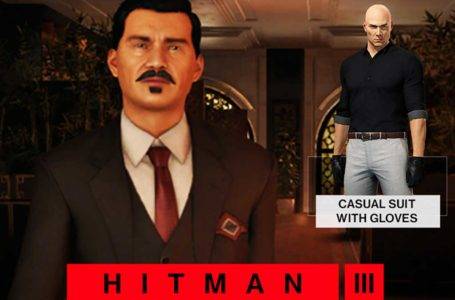 How to unlock the Casual Suit With Gloves in Hitman 3