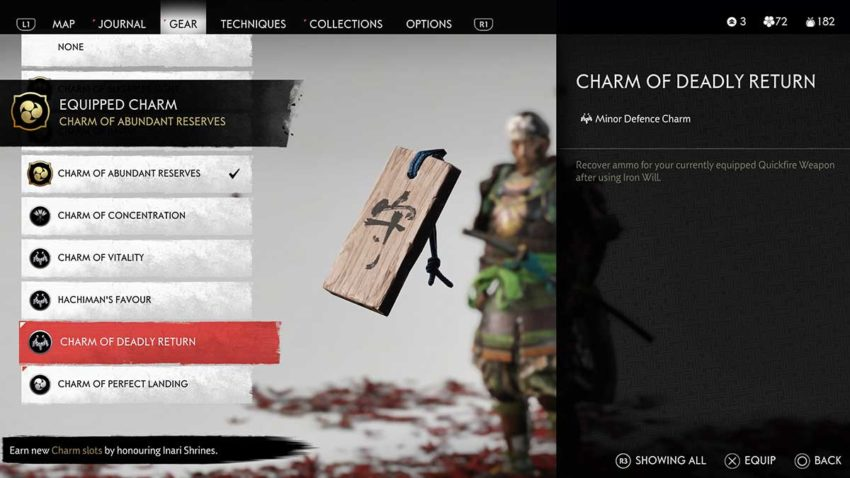 how-to-get-the-charm-of-deadly-return-ghost-of-tsushima