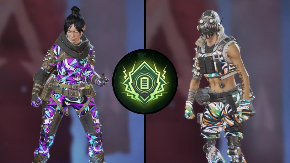 Monster Energy Wraith and Octane skins