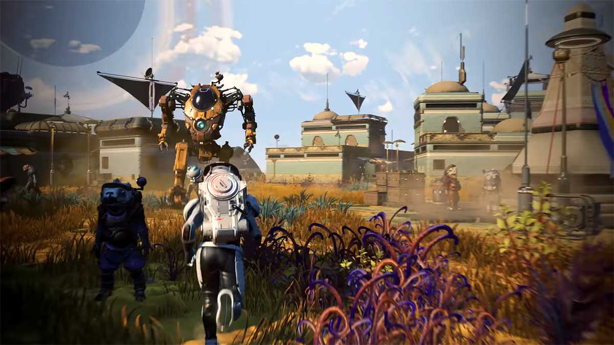 no-mans-sky-frontiers-adds-settlement-founding,-monstrous-pets,-and-more