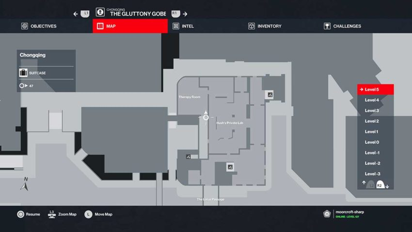 code-door-map-reference-hitman-3-gluttony-gobbling