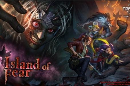 Teppen's fear-filled Island of Fear expansion releases today