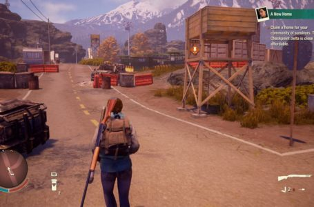 How to move your community to Trumbull Valley in State of Decay 2