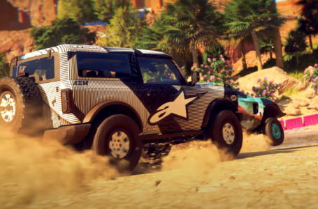 Dirt 5 Wild Spirits Content Pack adds Ford Bronco 2021 Wildtrak and more