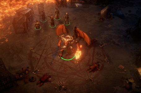 How to complete A Stay of Execution in Pathfinder: Wrath of the Righteous