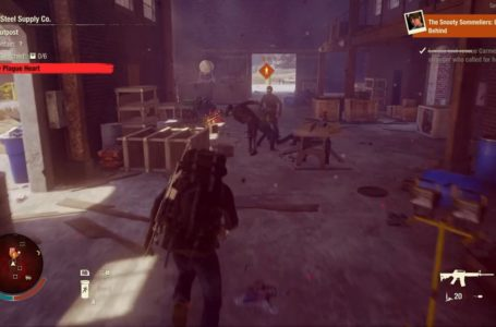How to upgrade Outposts in State of Decay 2