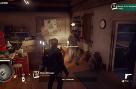 How to find Mickey Wilkerson in Trumbull Valley in State of Decay 2