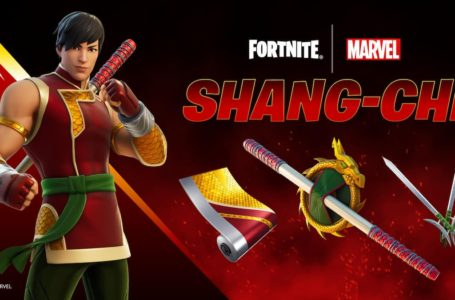 Shang-Chi is the latest Marvel addition to the Fortnite Item Shop