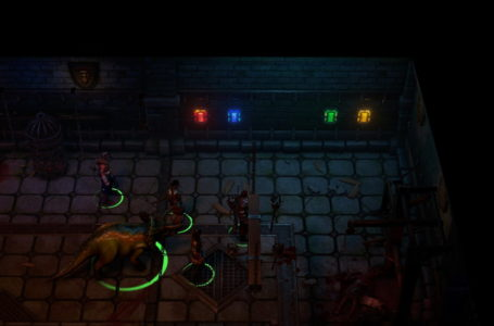 How to solve the Shield Maze puzzle in Pathfinder: Wrath of the Righteous