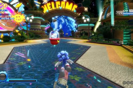 How to build up boost in Sonic Colors Ultimate