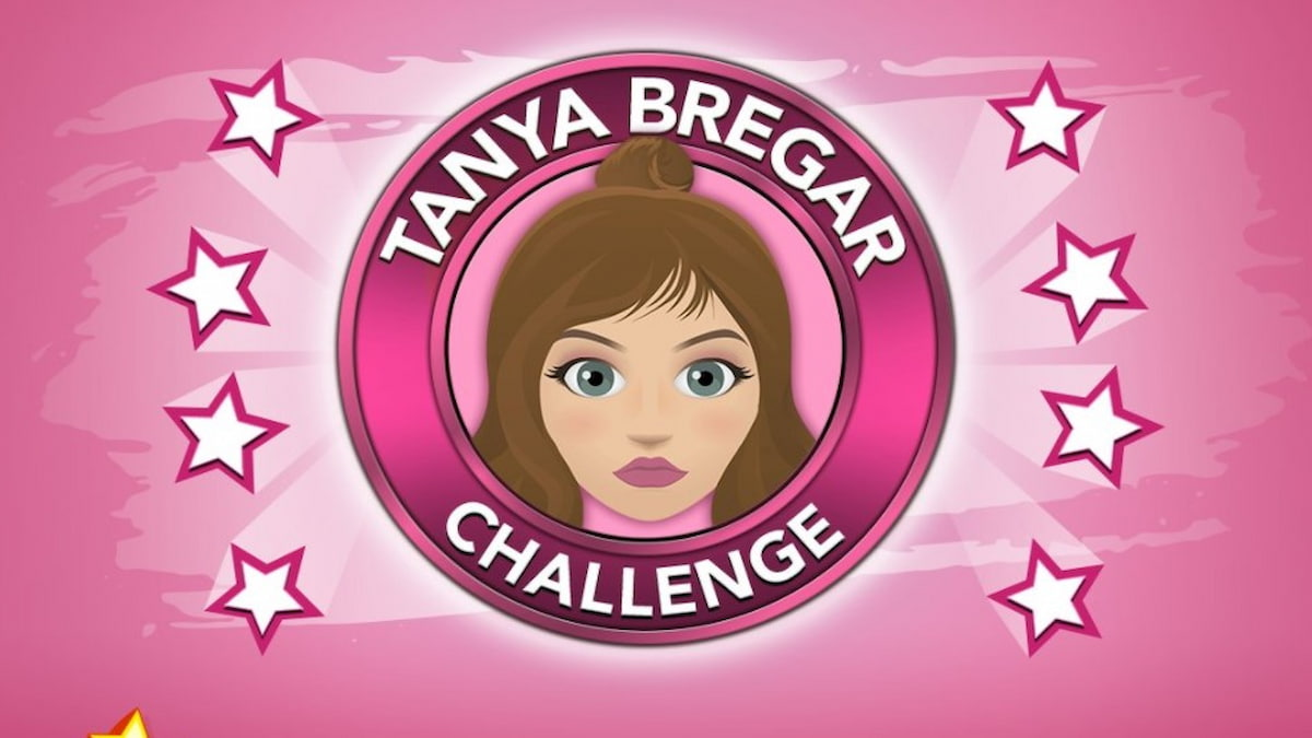 Tanya Bregar Challenge