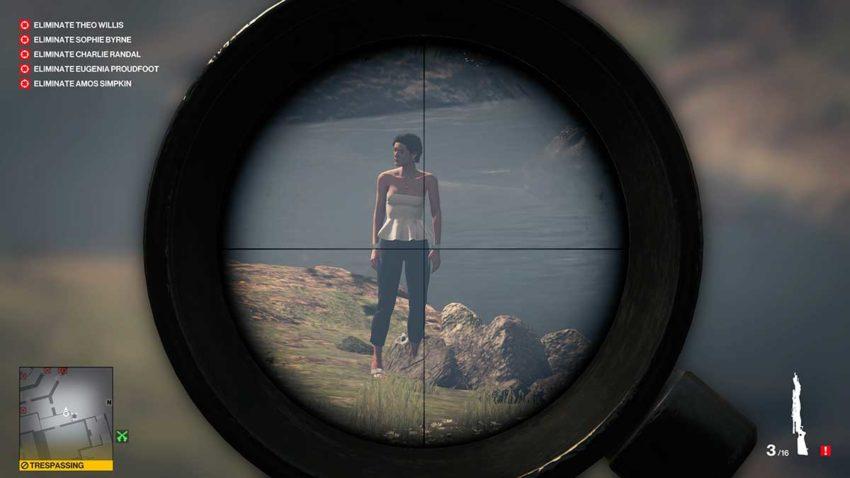 sniper-distraction-hitman-3-dartmoor-garden-show-sniper-assassin