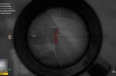 Hitman 3 Sniper Assassin guide for Dartmoor Garden Show