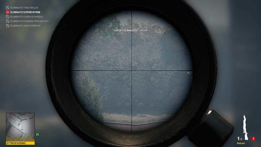 cartwheel-target-hitman-3-dartmoor-garden-show-sniper-assassin