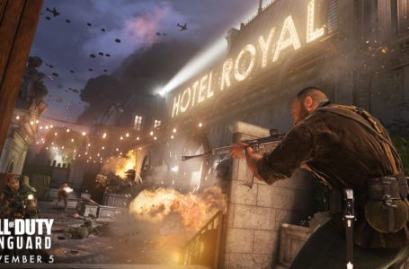 Call of Duty: Vanguard beta PC system requirements – minimum and recommended specs