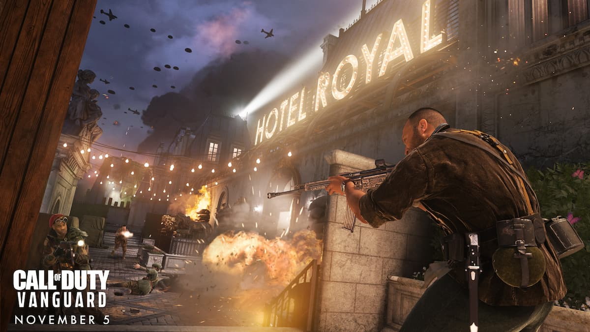Call of Duty Vanguard PC system requirements
