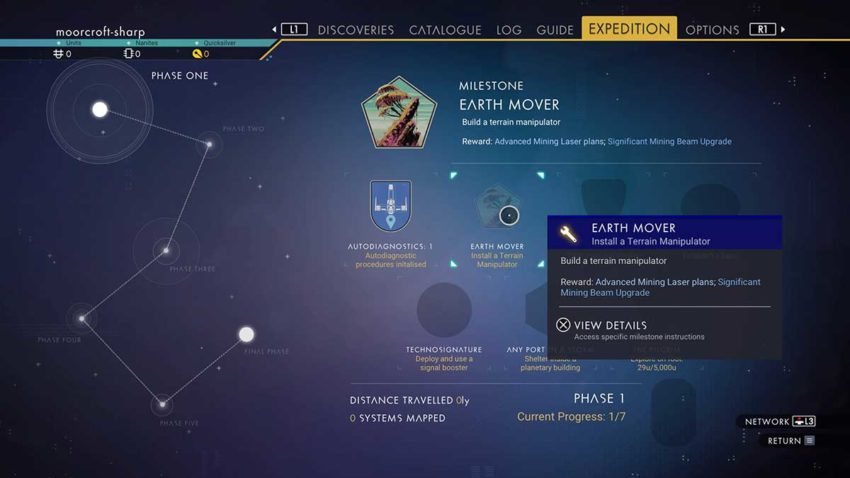 how-to-complete-earth-mover-in-no-mans-sky-expedition-three-cartographers