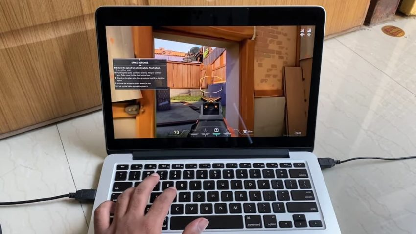 How to play Valorant on Mac
