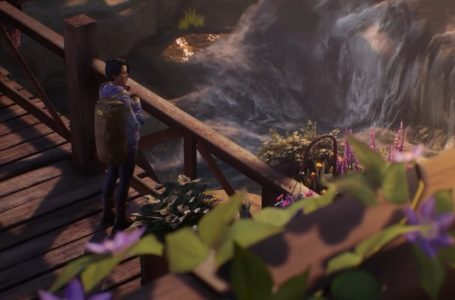 All Memory collectibles in chapter one, Side A in Life is Strange: True Colors