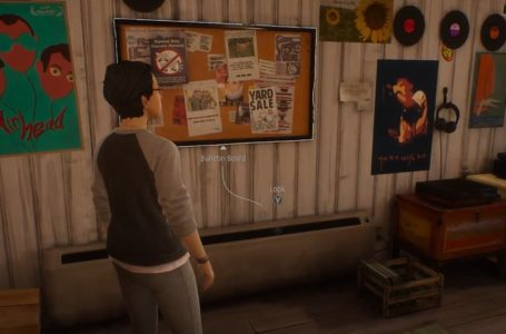 Found Dog! achievement/trophy guide in Life is Strange: True Colors