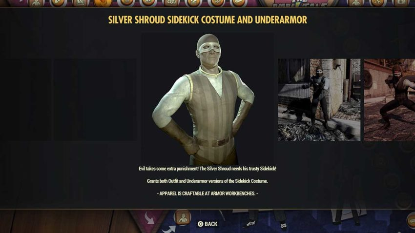 silver-shroud-sidekick-outfit-fallout-76-season-6