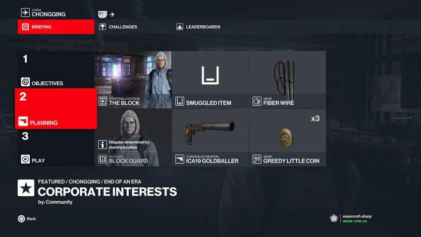 corporate-interests-hitman-3-silent-assassin-loadout