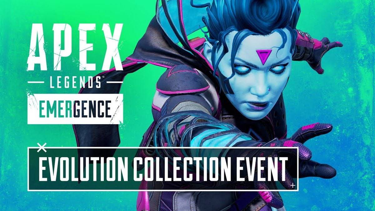 Evolution Collection Event banner