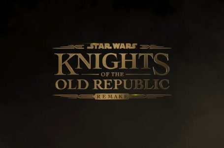 Who is Darth Revan in Star Wars: Knights of the Old Republic – Remake?