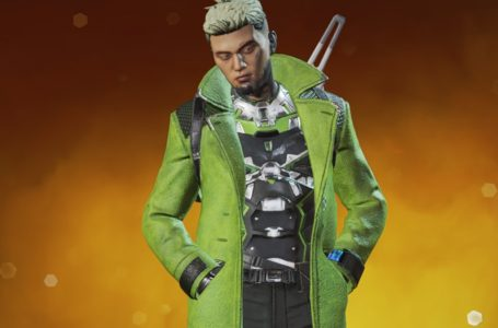 Fuzzy Logic Crypto skin mysteriously appeared in Apex Legends store