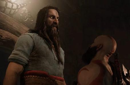 Who is Týr in the God of War Ragnarök trailer?