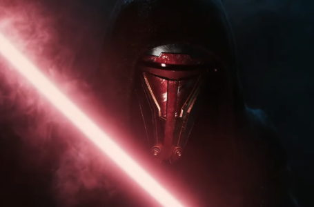 Who was the narrator in the Star Wars: Knights of the Old Republic – Remake trailer?