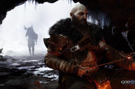 God of War Ragnarok changes directors, gets official title and debut trailer