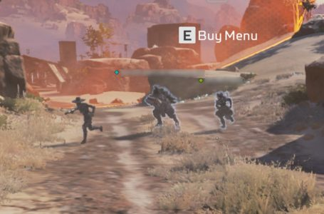 Strange glitch puts players in the wrong Arenas spawn area in Apex Legends