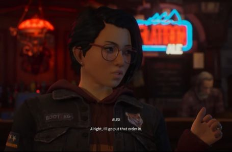 How to get Duckie and Diane's order right in Life is Strange: True Colors