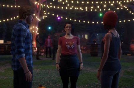 All Memory collectibles in chapter four, Flicker in Life is Strange: True Colors