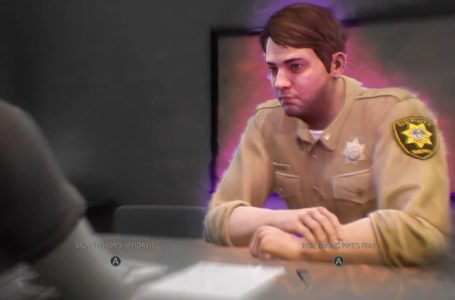 Should you sign Typhon's affidavit or risk taking Pike's fear in Life is Strange: True Colors?