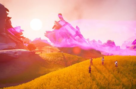 Fortnite's new feature, Sideways Anomalies, has been disabled due to some problems