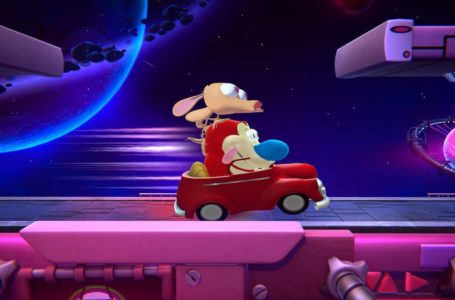 Nickelodeon All-Star Brawl will add classic characters Ren & Stimpy to its playable roster