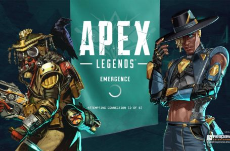 Apex Legends players cannot connect to servers for Evolution Collection Event