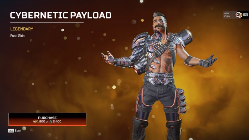 Cybernetic Payload