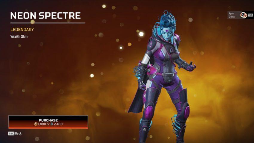 Neon Spectre