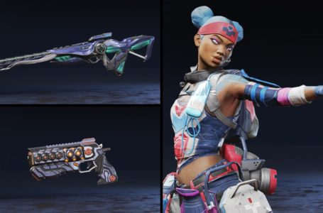 All Prize Tracker rewards for the Evolution Collection Event in Apex Legends