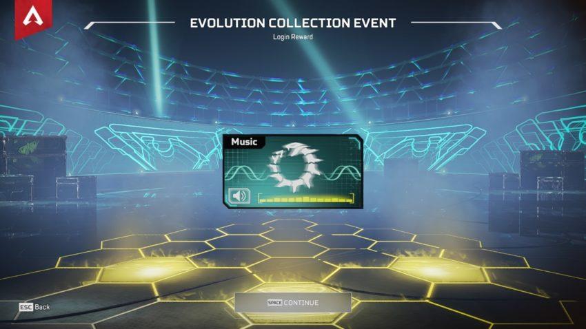 Evolution Music Pack