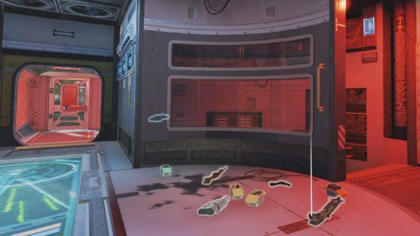 Inside the Pod