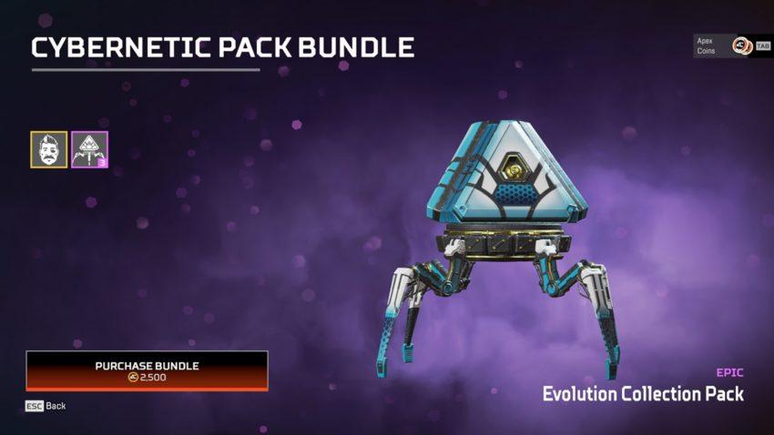 Cybernetic Packs